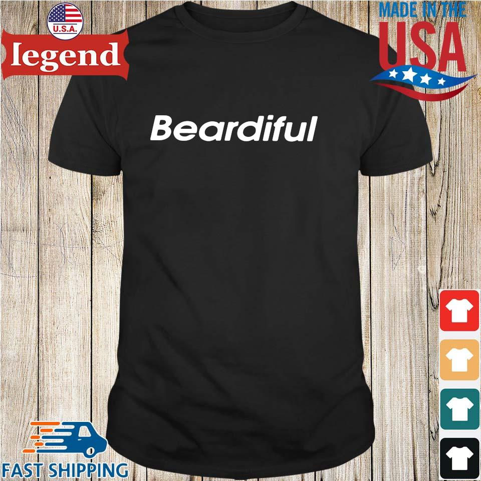 Beardiful Black Shirt