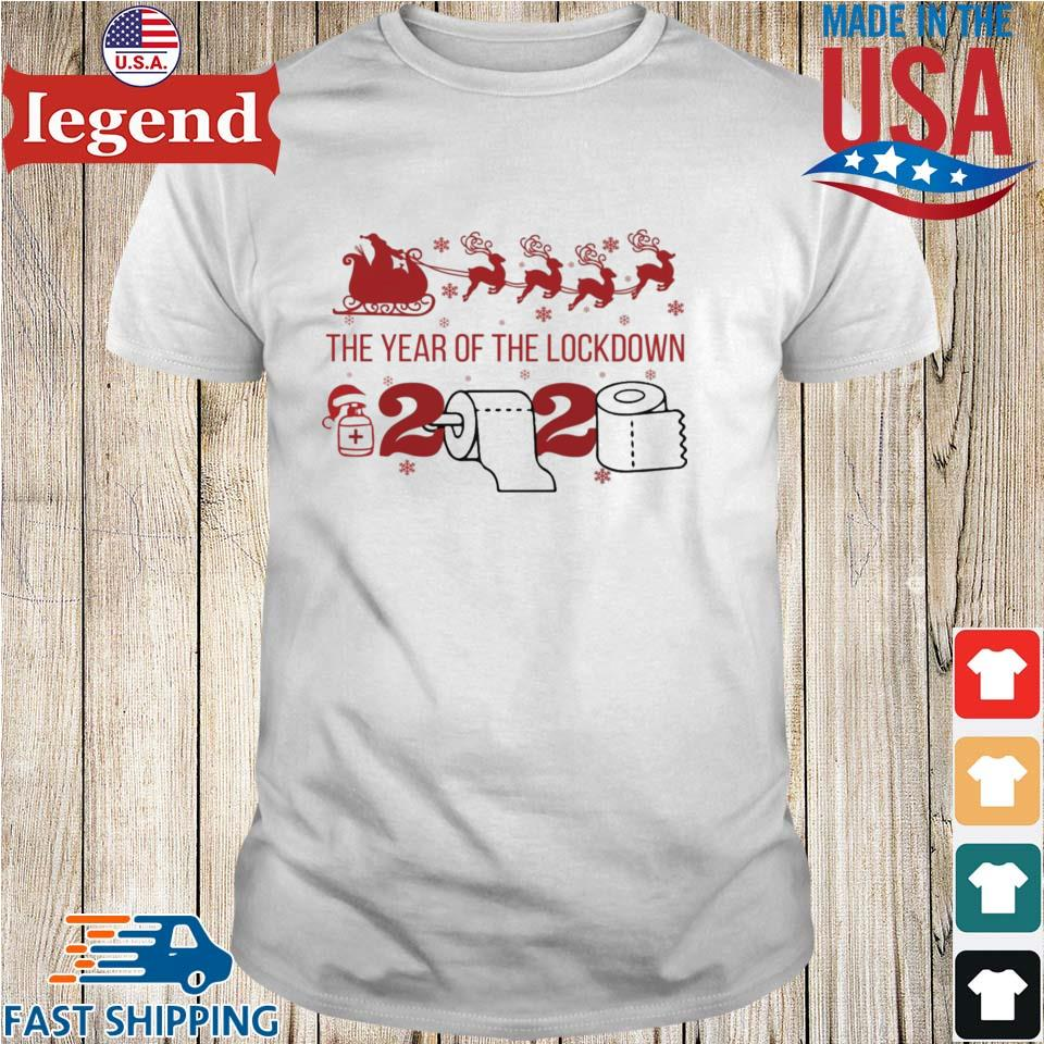 Christmas Sweatshirts 2020 2020 toilet paper the year of the lockdown Christmas sweatshirts