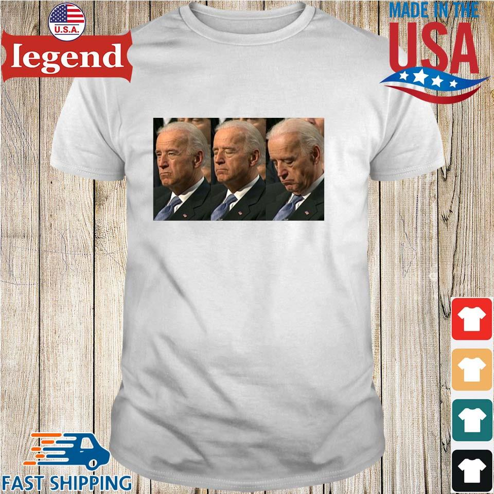 Sleepy Joe Biden Political Shirt