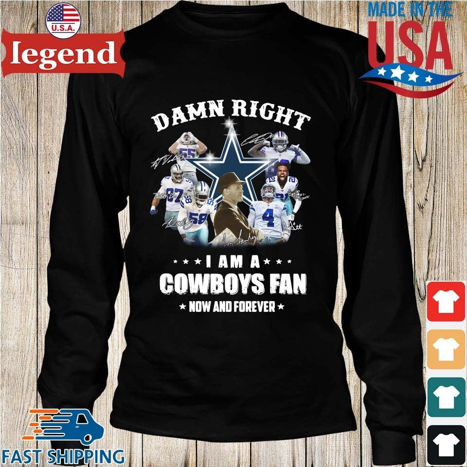 Damn right I am a Dallas Cowboys fan now and forever s Longs den