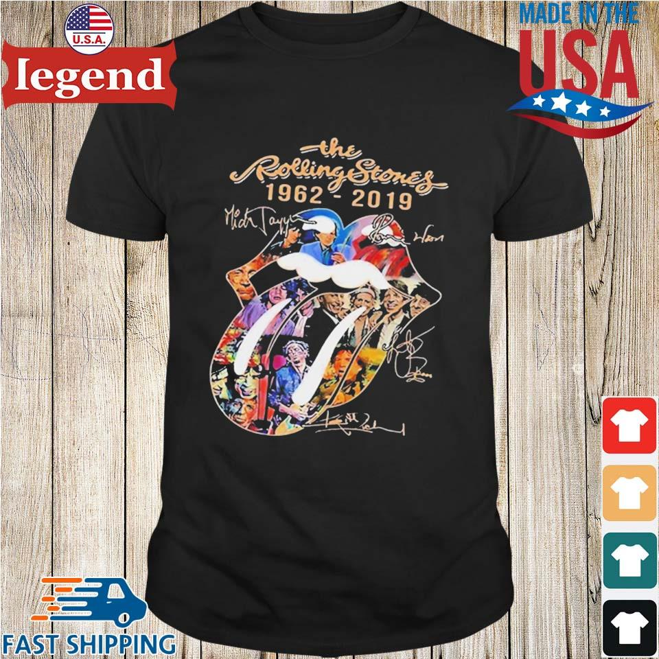 The Rolling Stone 1962-2019 Shirt