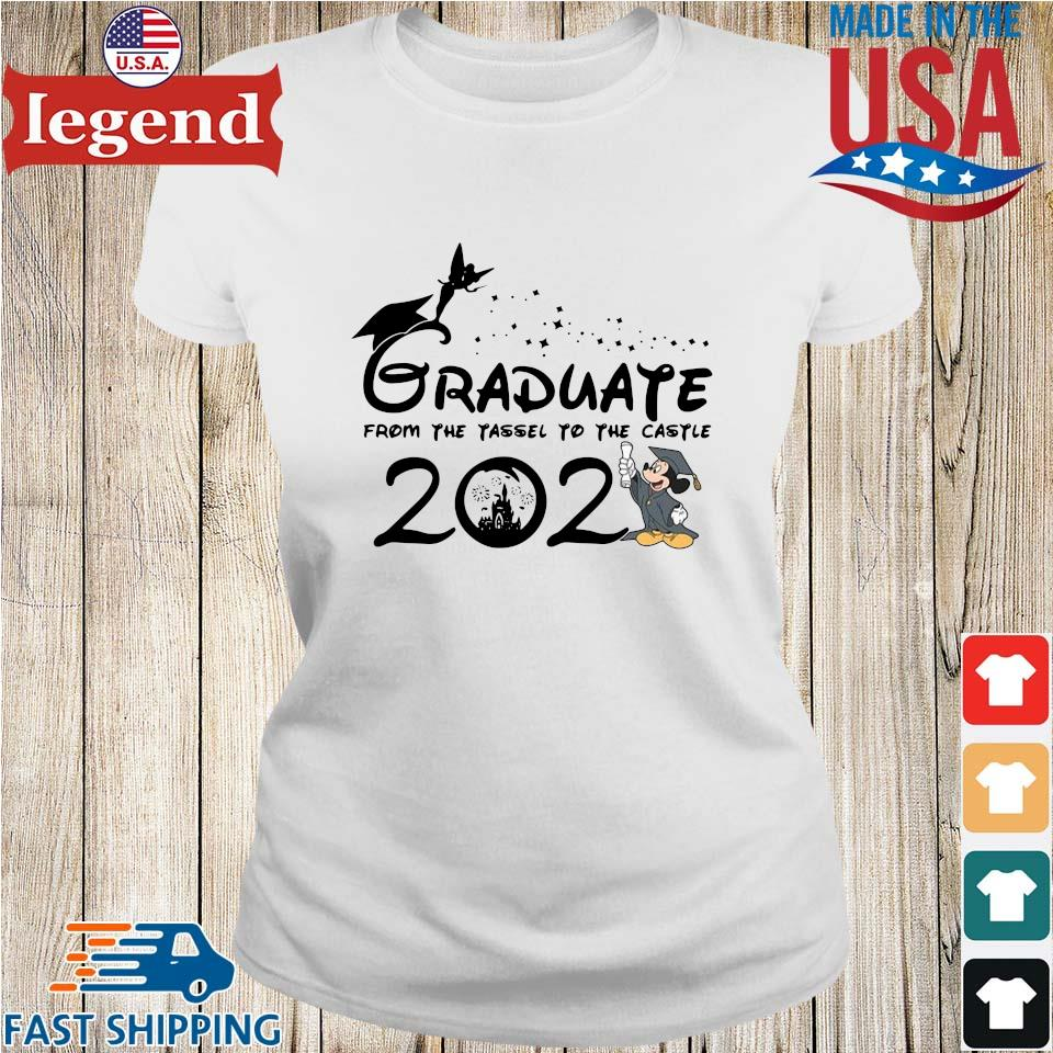 Graduate from the tassel to the castle 2021 Ladies trang-min