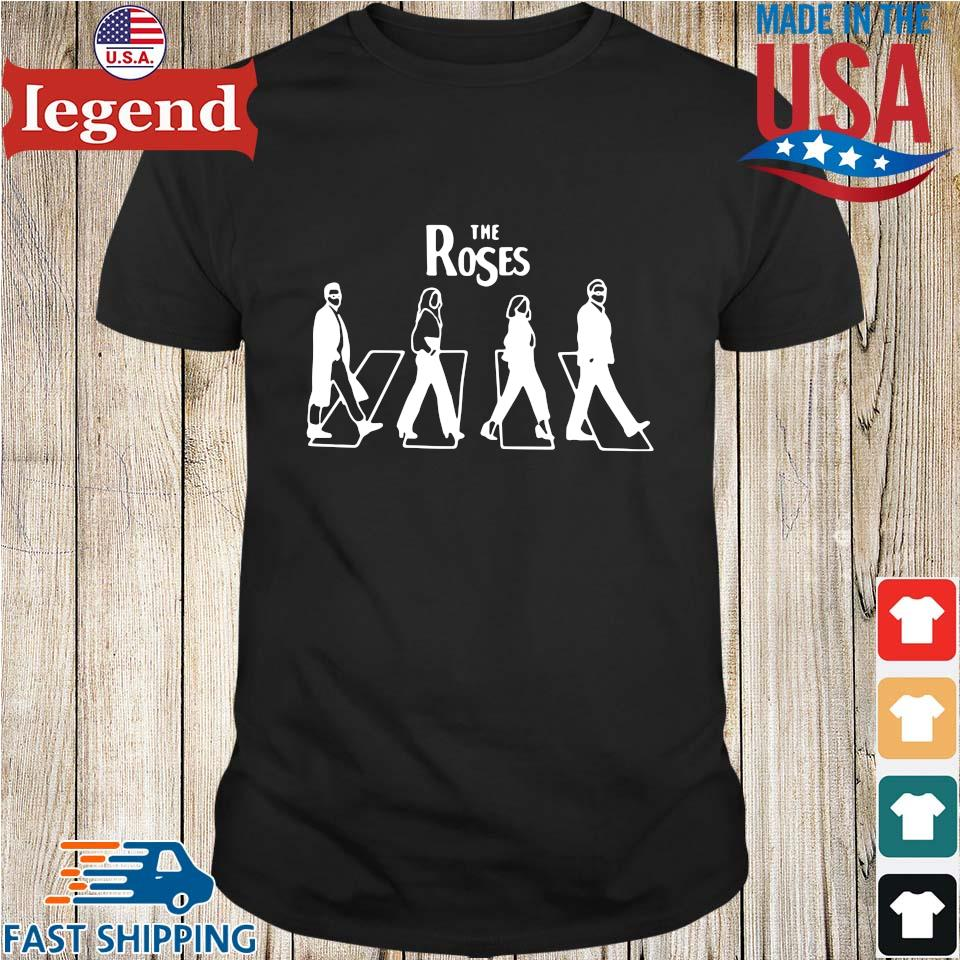 The Roses Abbey Road Shirt