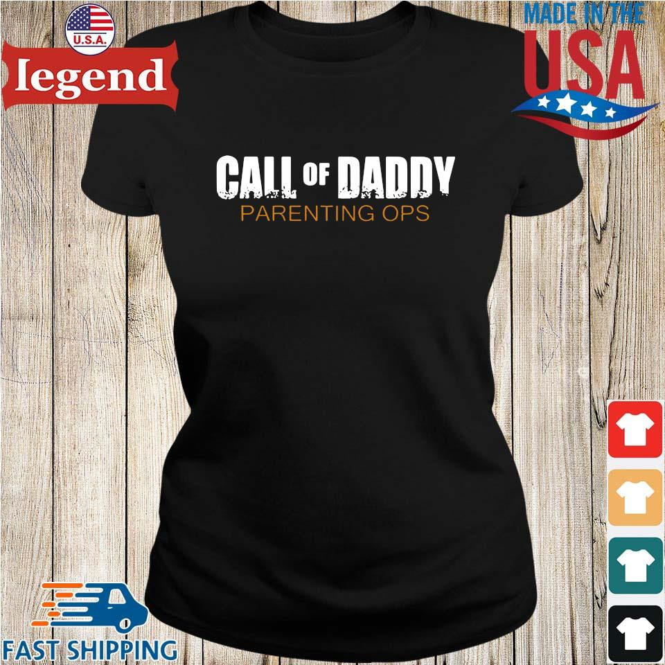 Call of daddy parenting ops Ladies den-min