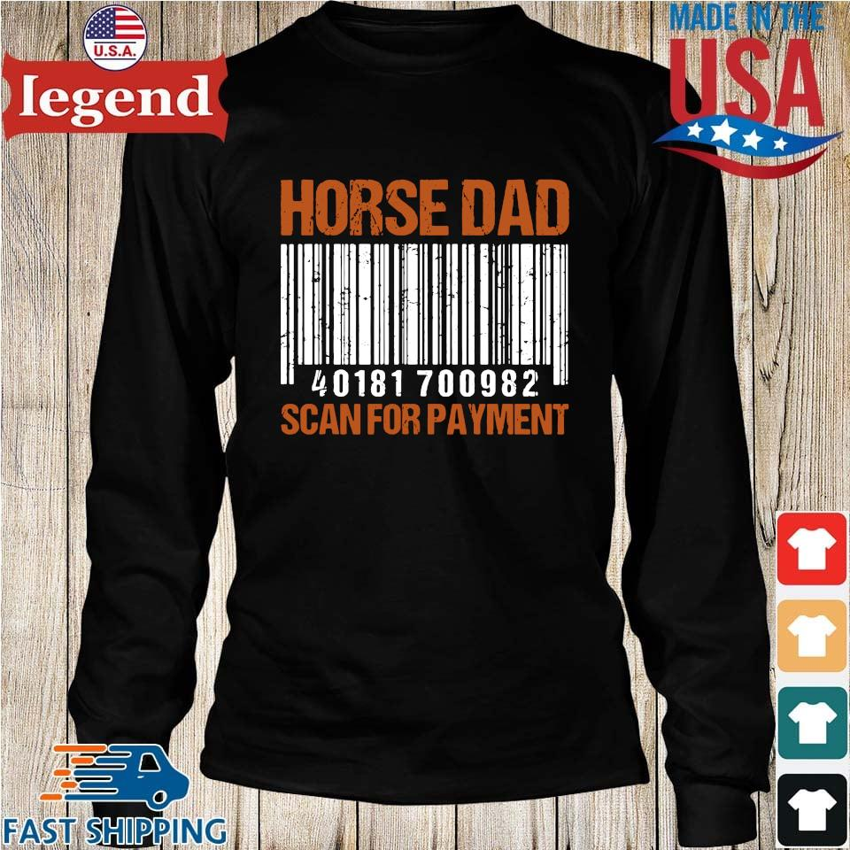 Horse dad scan for payment Longs den-min