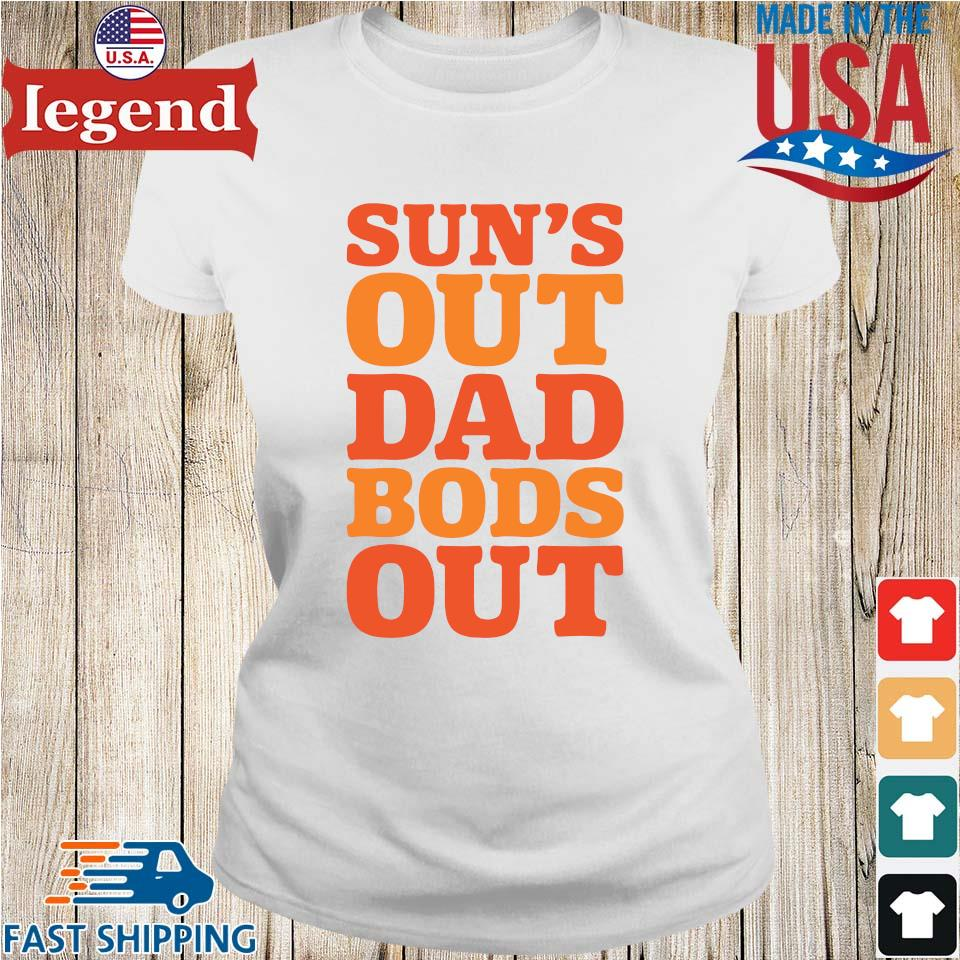 Sun's out dad bods out Ladies trang-min